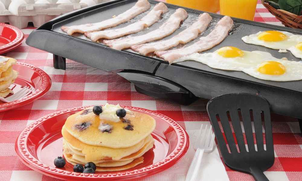 Bruntmor Reversible Griddle Pan Review