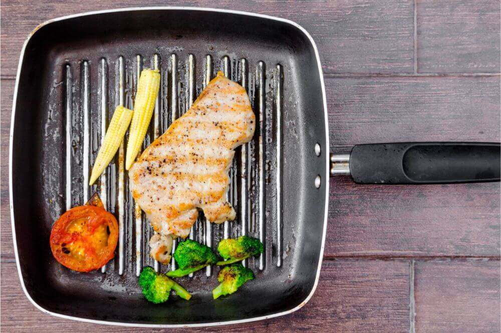 Lodge LSRG3 Cast Iron Griddle