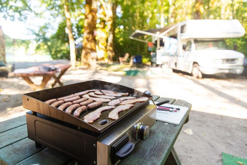 Best Portable Camping Griddle - thecookwareexpert.com