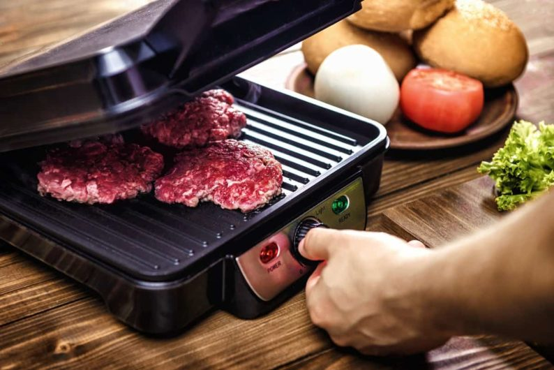Gotham Steel Smokeless Electric Grill Review - thecookwareexpert.com