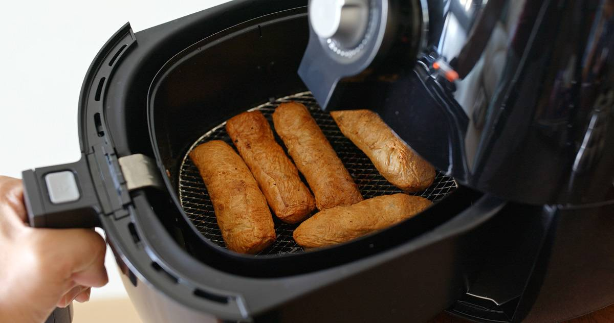 Best Air Fryers with Stainless Steel Basket - thecookwareexpert.com
