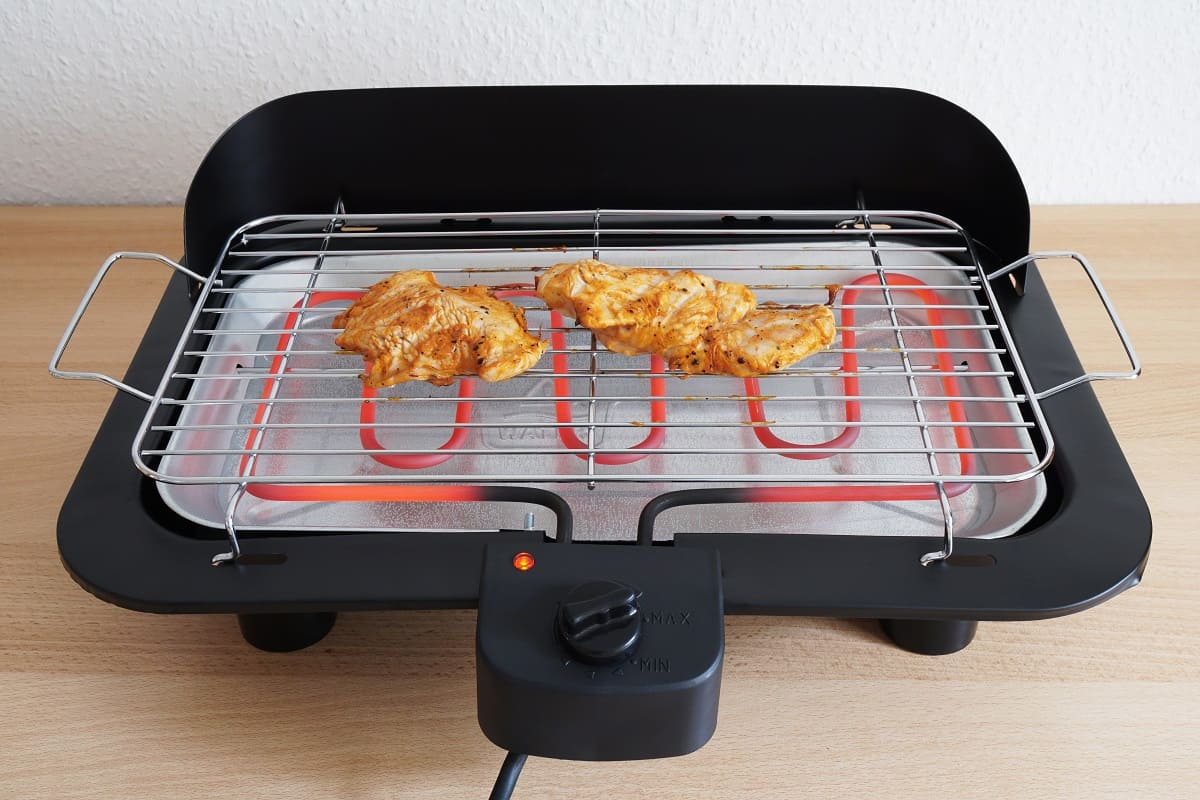 Best Electric Grills for Chicken - thecookwareexpert.com