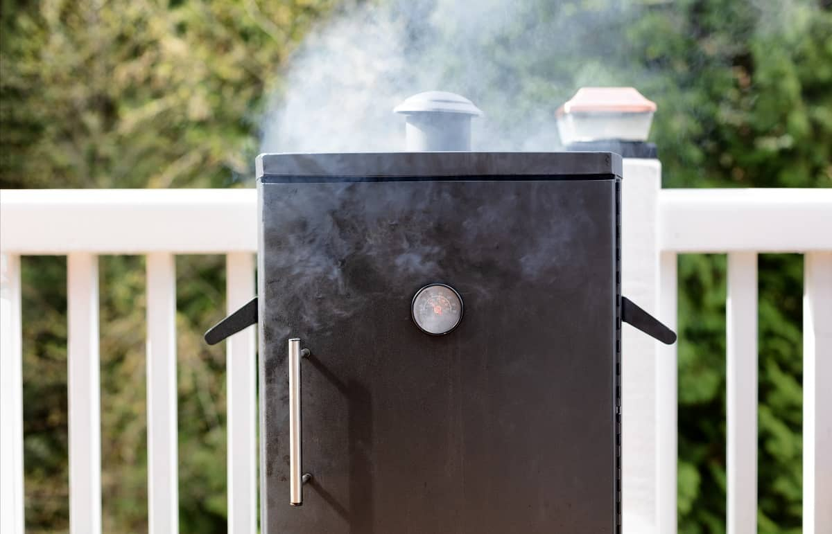 How to season a new electric smoker?