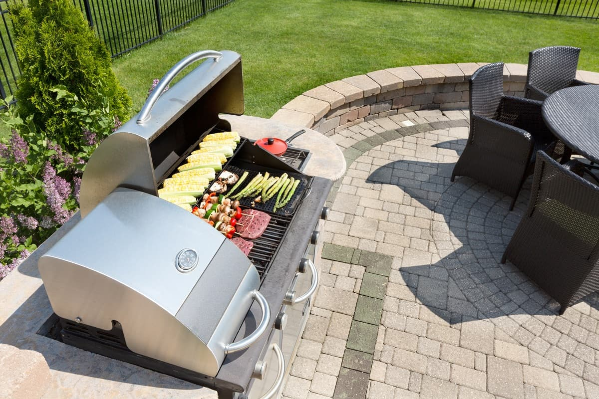 Are gas grills safer than charcoal?